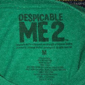 Universal Shirts & Tops - Green Minions T-Shirt